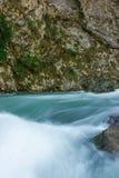 Natural landscape of Abkhazia Royalty Free Stock Photography