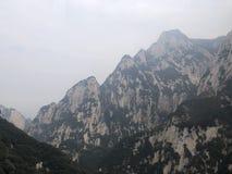Huashan of China royalty free stock photos