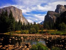 Natural Landscape Royalty Free Stock Photo