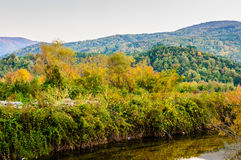 Natural Landscape Of Country Turkey Royalty Free Stock Images