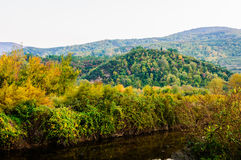 Natural Landscape Of Country Turkey Royalty Free Stock Photos