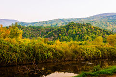 Natural Landscape Of Country Turkey Stock Images