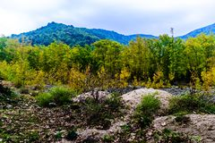 Natural Landscape Environment Stock Photography