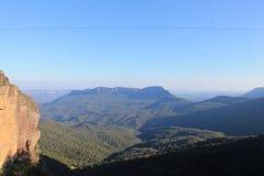 Blue Mountains New South Wales, Australia Royalty Free Stock Photo
