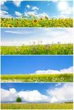 Natural landscapes Stock Photos