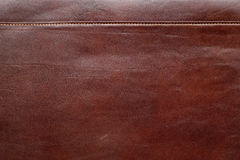 Natural leather Stock Image