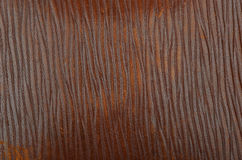 Natural leather background Stock Photos