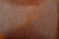 Natural leather background Stock Photography