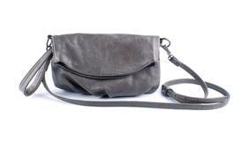 Natural leather handbag Royalty Free Stock Photography
