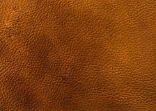 Natural leather texture Stock Photos