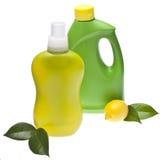 Natural Lemon Clean Royalty Free Stock Image