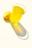 Natural Lemonade Stock Photo