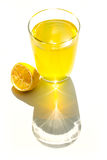 Natural Lemonade Stock Photos