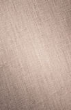 Natural linen bright cloth fabric background Royalty Free Stock Images