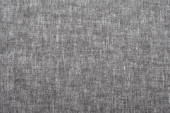 Natural linen fabric. Closeup as background Stock Image