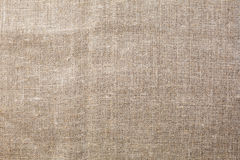 Natural linen fabric. Background of natural linen fabric. Sack texture Royalty Free Stock Photo
