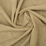 Natural linen fabric. Close-up background Royalty Free Stock Photo