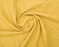 Natural linen fabric. Close-up background Royalty Free Stock Photos