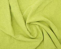 Natural linen fabric. Closeup Natural linen fabric background Royalty Free Stock Photo