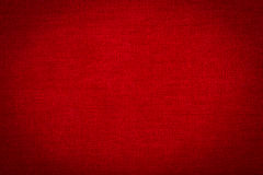 Natural linen fabric for embroidery. Red color. Natural linen fabric for embroidery. Red color Stock Photos