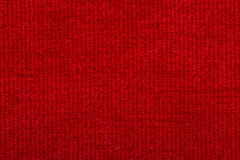 Natural linen fabric for embroidery. Red color. Natural linen fabric for embroidery. Red color Stock Image
