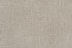 Natural linen fabric texture background pattern.  Royalty Free Stock Images