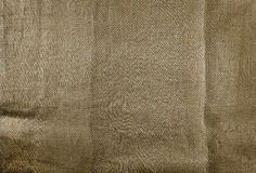 Natural linen fabric texture for the background. Rough  natural linen texture for the background Stock Photos