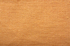 Natural linen gold material  background Stock Photo