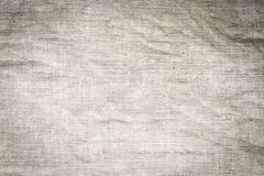 Natural linen. Light natural linen texture for the background stock images