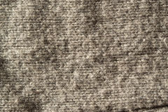 Natural Linen Material in close up Stock Photography