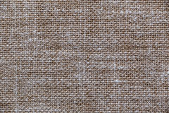 Natural linen textile texture background. Stock Images