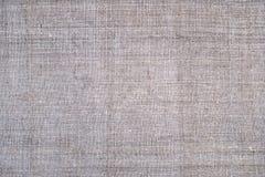 Natural linen texture Stock Photography