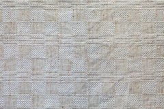Natural linen texture Stock Photography