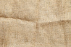 Natural linen texture for the background Royalty Free Stock Image