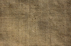 Natural linen texture for the background. Rough  natural linen texture for the background Stock Photo