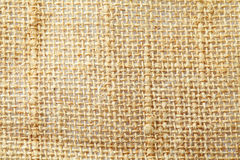 Natural linen texture. Close up Royalty Free Stock Image