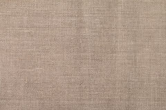 Natural linen texture Stock Photos