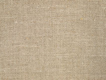 Natural linen texture pattern as background. Royalty Free Stock Photo