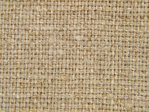 Natural linen texture pattern taken closeup.Background. Stock Photo