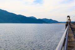 Natural location Kun Dan Pra Kan Chon Dam Nakonnayok Thailand Stock Photography