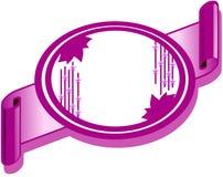 Natural logo Royalty Free Stock Photos