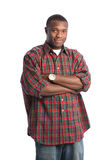 Natural Looking African American Male Stock Photos