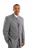 Natural Looking Young African American Male Stock Photos