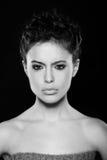 Natural makeup Royalty Free Stock Image