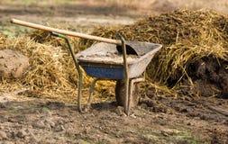 Natural manure Royalty Free Stock Photography