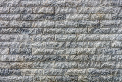 Natural marble stone tiles wall Stock Photos