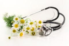 Natural Medicine Royalty Free Stock Photo