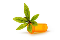 Natural Medicine Royalty Free Stock Images
