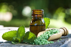 Natural medicine Stock Photography