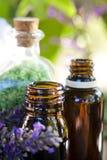 Natural medicine. Spa and alternative natural medicine Royalty Free Stock Photography